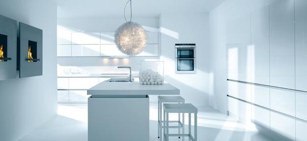 Diverse keukenstijlen lifestyle wonen - In het midden eiland keuken ...