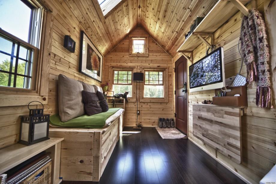 Klein huis inrichten tips lifestyle wonen for Huis in richten
