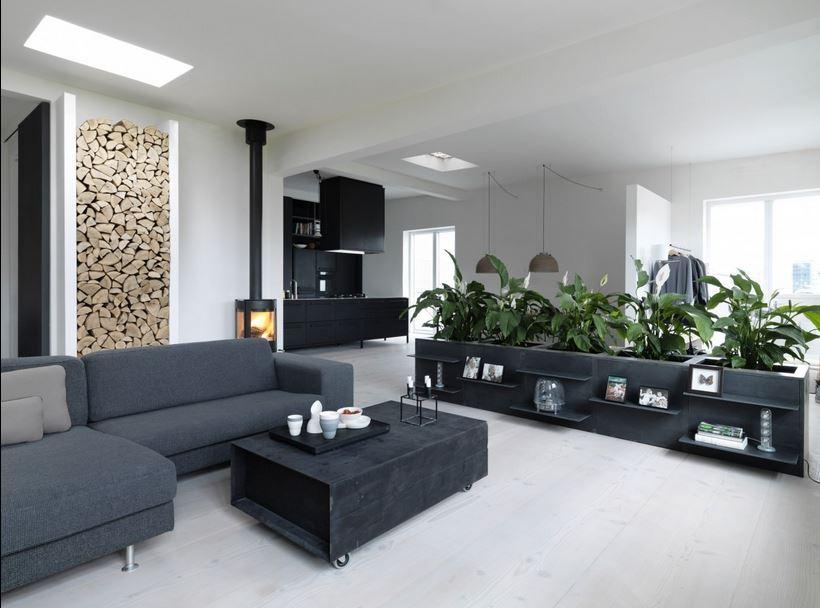binnenkijken bij een prachtig design huis lifestyle