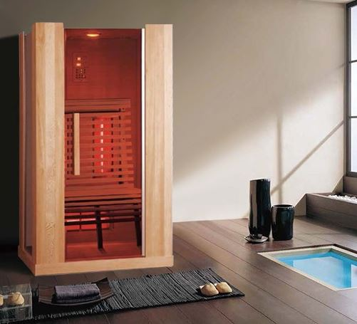 Awesome Infrarood Sauna In Badkamer Pictures - House Design Ideas ...