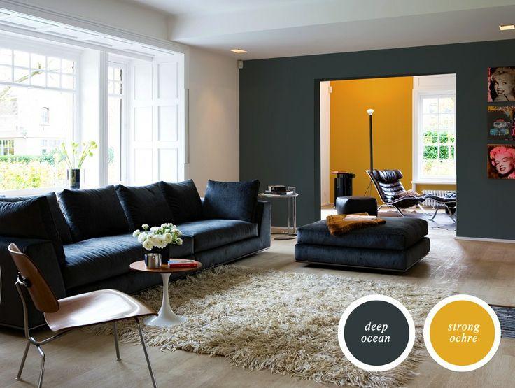 Trendkleuren 2015 op jouw muren - Lifestyle & Wonen