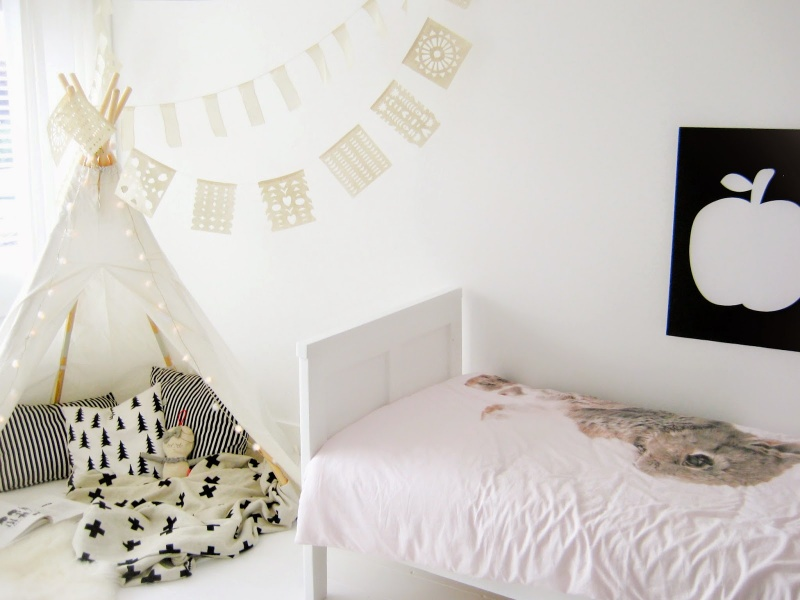 Tipi Tent Kinderkamer : De tipi tent is hip! lifestyle & wonen