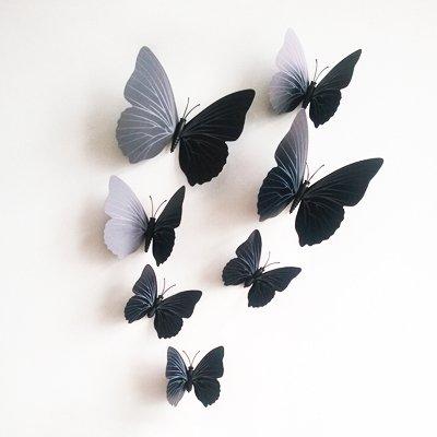 3d-vlinders-zwart-met-streepje