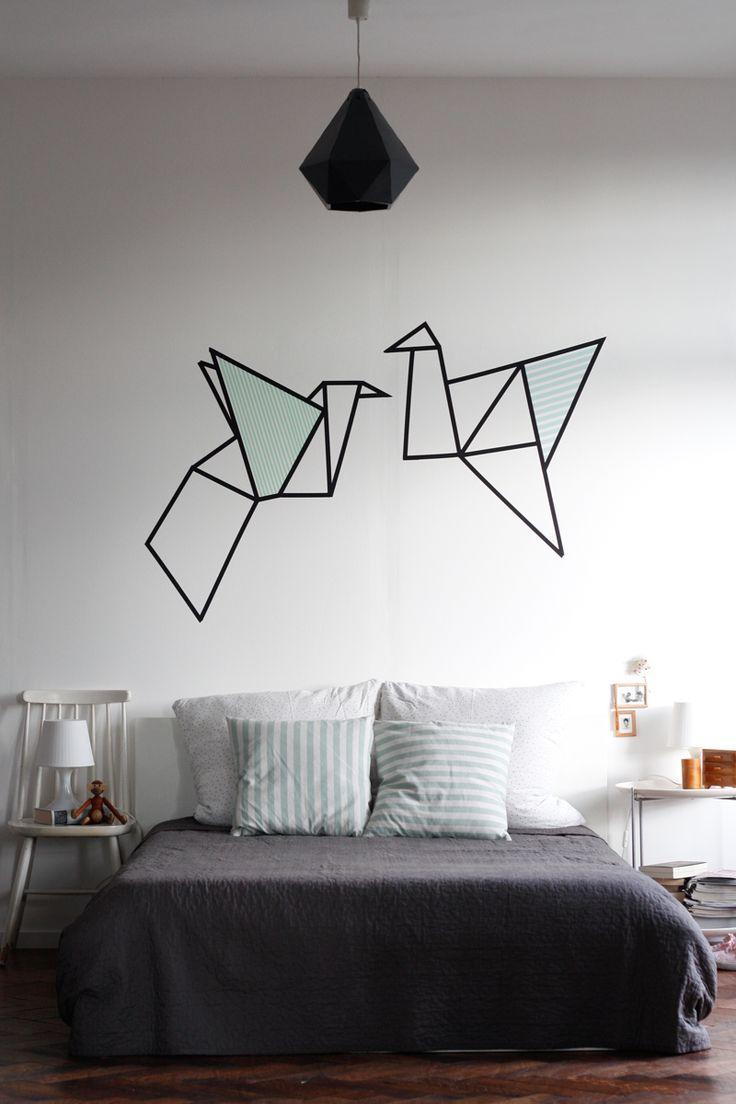washi tape diy 39 s. Black Bedroom Furniture Sets. Home Design Ideas