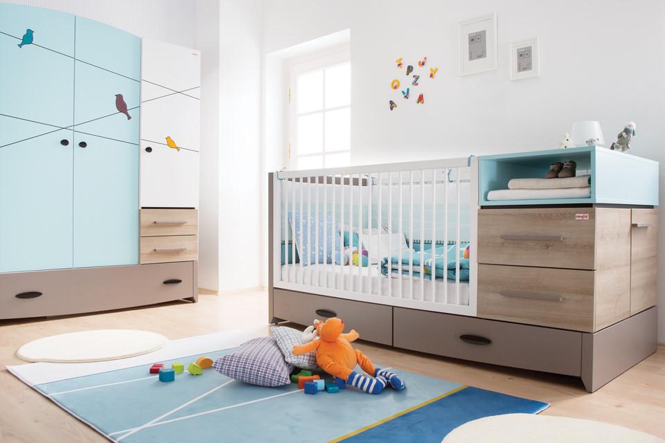 babykamer meubels voor een perfecte babykamer - lifestyle & wonen, Deco ideeën