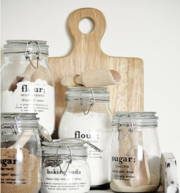 mason Jar keukendecoratie