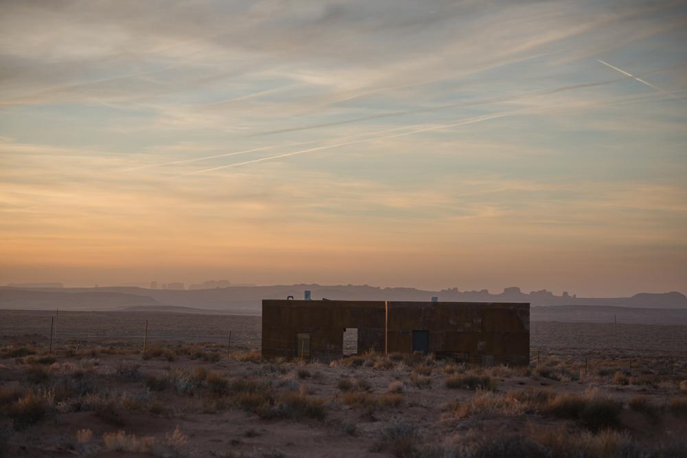 vakantiewoning woestijn