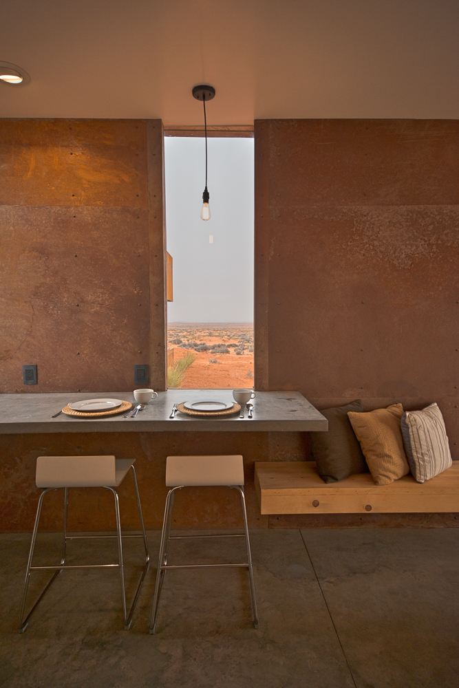 woestijn woning