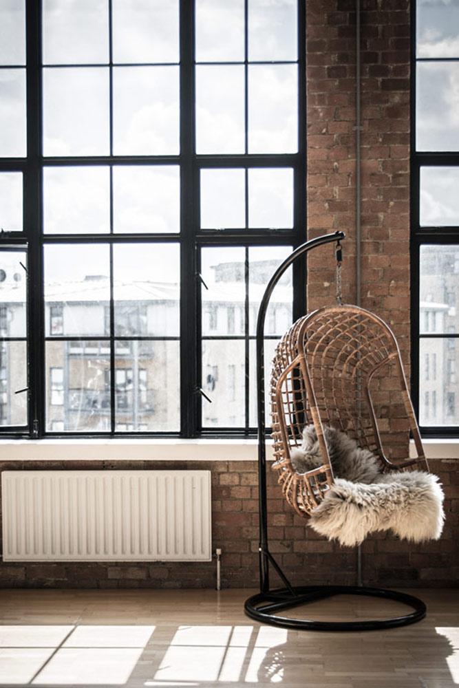 Een rotan Hangstoel: voor binnen en buiten! - Lifestyle & Wonen
