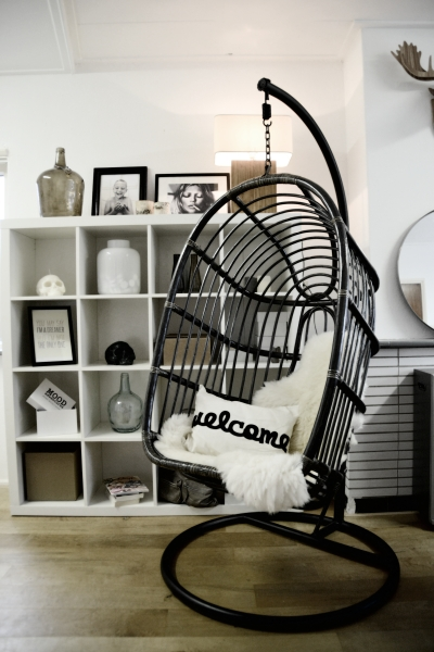 Design Hangstoel Binnen.Een Rotan Hangstoel Voor Binnen En Buiten Lifestyle