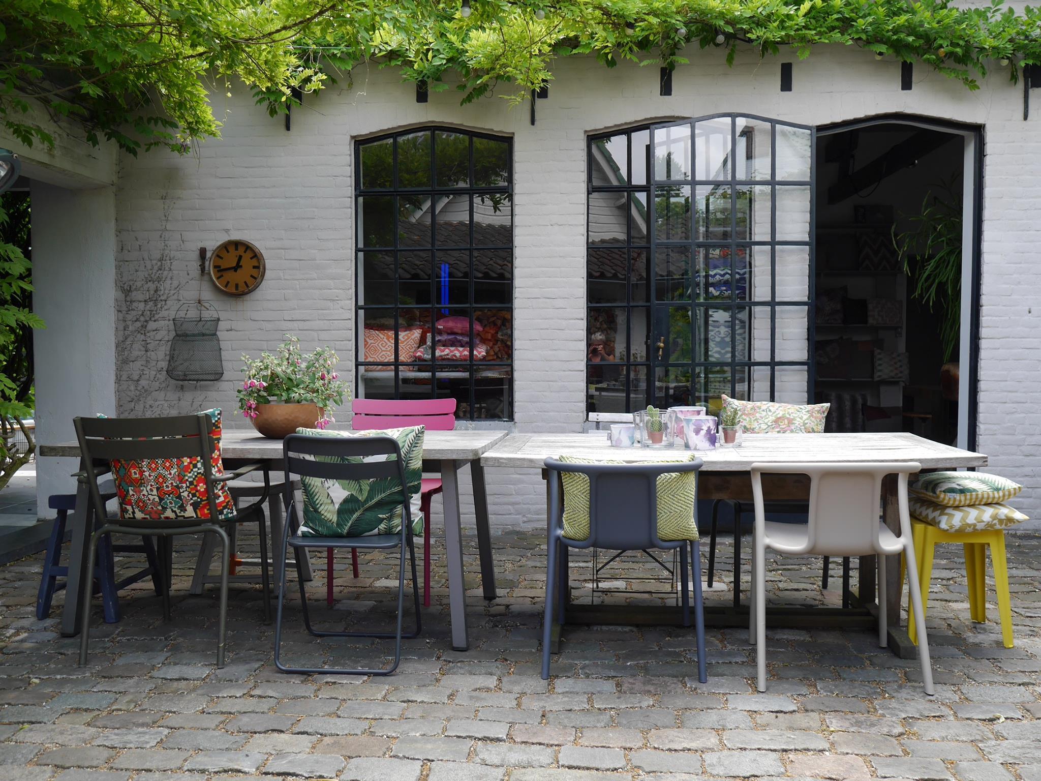 Tuin aankleden glmc - Decoratie terrace ...