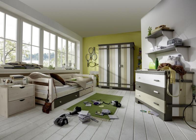 Van kinderkamer naar tienerkamer 3 simpele tips lifestyle wonen - Kleur van slaapkamer meisje ...