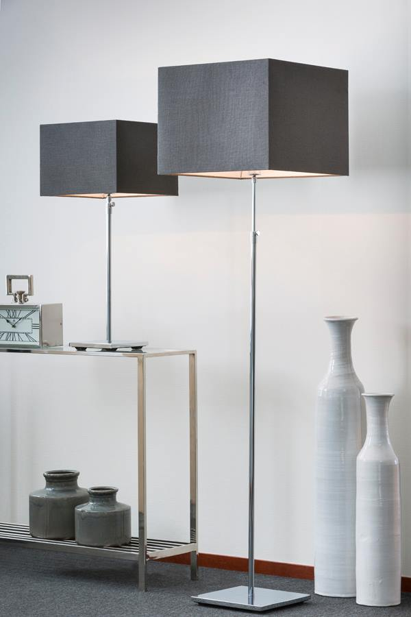 vierkante lampenkappen