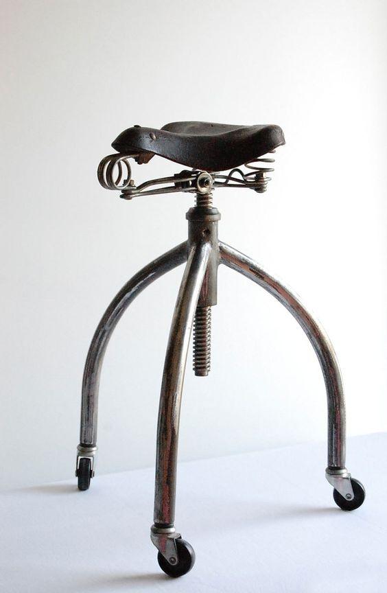 fiets kruk