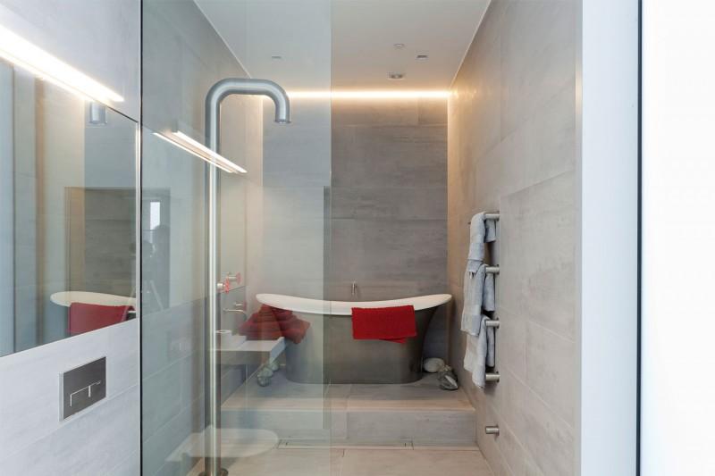 strakke badkamer