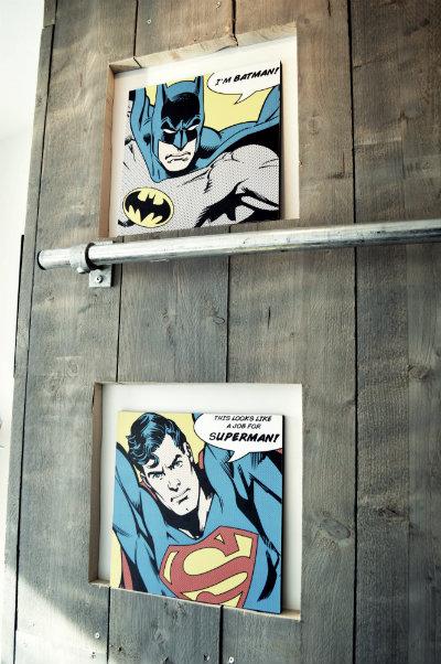 superman-schilderij