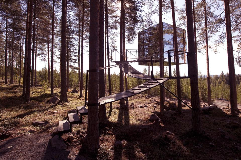 Treehotel Miror Cube