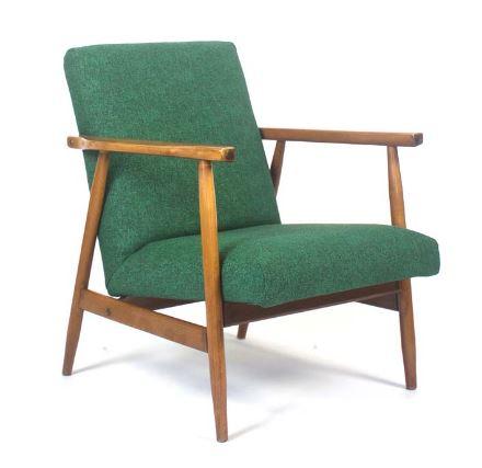 groene fauteuils