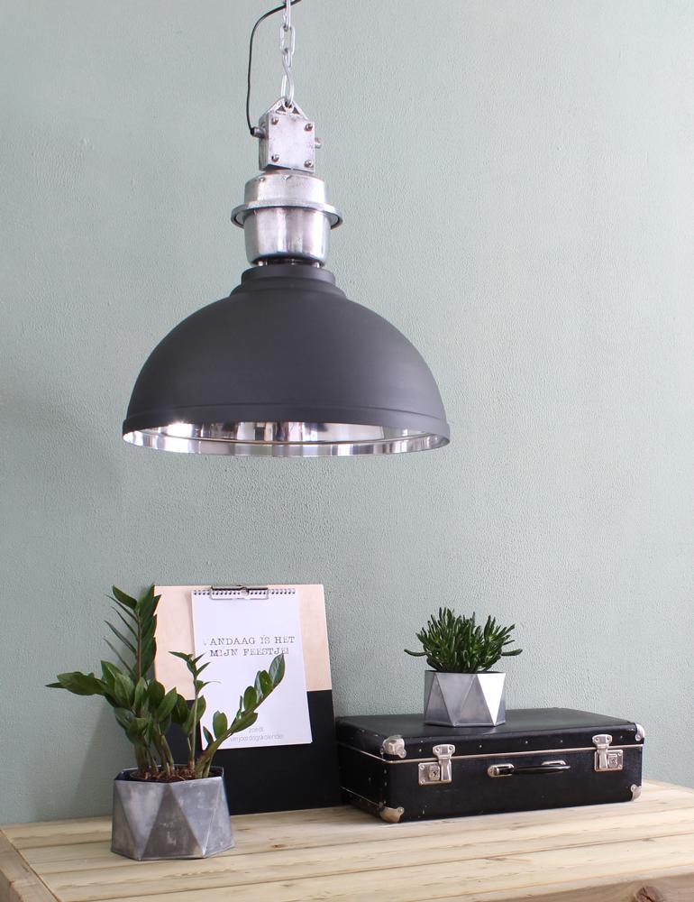 Ongekend Stoere industriële lampen in jouw interieur - Lifestyle BQ-25