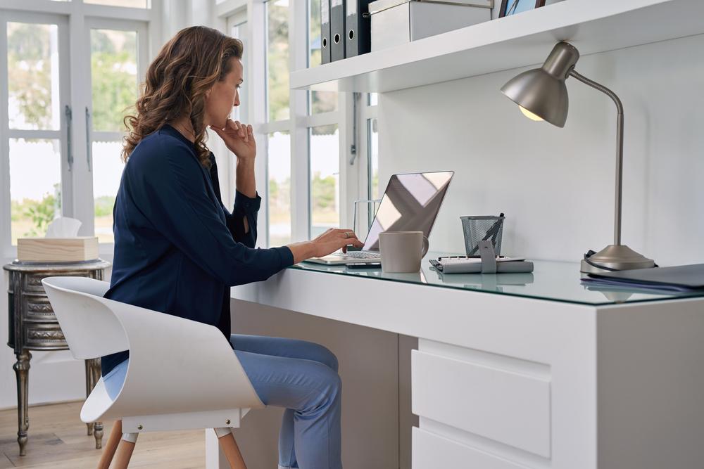 Thuiswerken zo creëer je een eigen werkplek thuis